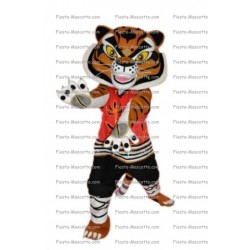 Buy cheap Tiger Kung Fu mascot costume.