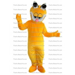 mascotte-chat-Garfield