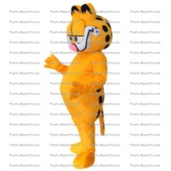 Buy cheap cat Garfield mascot costume.