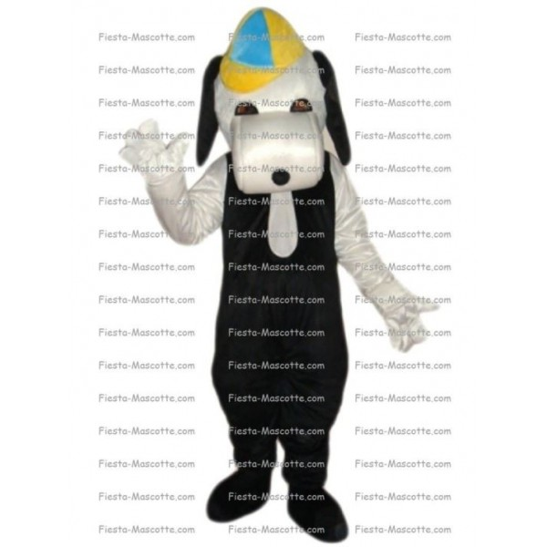 Buy cheap Snoopy dog mascot costume.