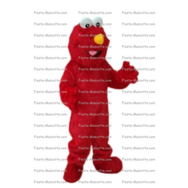 Buy cheap Muppet Elmo mascot costume.