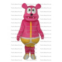 Buy cheap Haribo bear mascot costume.