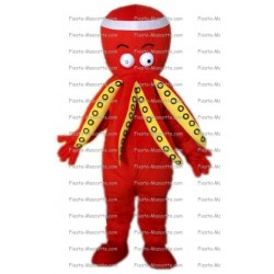 Buy cheap Octopus mascot costume.