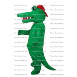 Buy cheap Crocodile mascot costume.